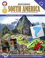 Exploring South America by Mark Twain Media