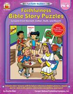 Faithfulness Bible Puzzles