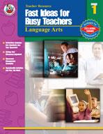Fast Ideas for Busy Teachers: Lang. Arts, Gr. 1