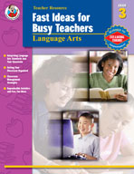 Fast Ideas for Busy Teachers: Lang. Arts, Gr. 3