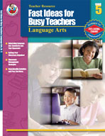 Fast Ideas for Busy Teachers: Lang. Arts, Gr. 5