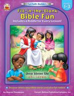 Fill-in-the-Blank Bible Fun