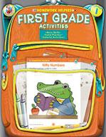 First Grade Activities Homework Helper, Grade 1