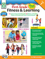First Grade Fun, Fitness & Learning