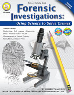 Forensic Investigations by Mark Twain Media