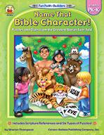 Fun-Faith Builders, Grades Pk - K