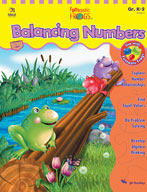Funtastic Frogs Math Balancing Numbers