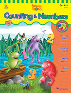 Funtastic Frogs Math Counting and Numbers