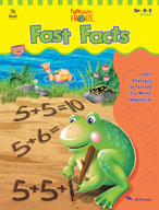 Funtastic Frogs Math Fast Facts