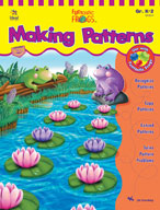 Funtastic Frogs Math Making Patterns