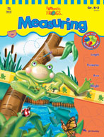 Funtastic Frogs Math Measuring