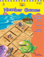 Funtastic Frogs Math Number Games
