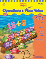 Funtastic Frogs Math Operations and Beginning Place Value