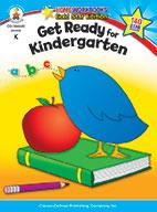Get Ready For Kindergarten, Grade K (ebook)