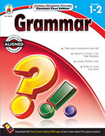 Grammar, Grades 1 - 2 (eBook)