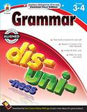 Grammar, Grades 3 - 4 (eBook)