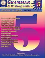 Grammar and Writing Skills: Grade 5 by Mark Twain Media