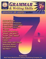 Grammar and Writing Skills: Grade 7 by Mark Twain Media