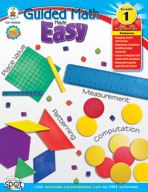 Guided Math Made Easy: Grade 1