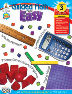Guided Math Made Easy: Grade 3
