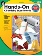 Hands-On Chemistry Experiments, Grades 3-5