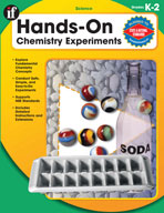 Hands-On Chemistry Experiments, Grades K-2