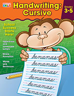 Handwriting: Cursive, Grades 3–5