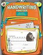 Handwriting Practice, Grade 1