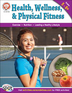 Health, Wellness, and Physical Fitness by Mark Twain Media