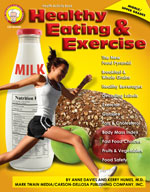 Healthy Eating and Exercise by Mark Twain Media