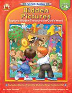Hidden Pictures, Grades 4 - 6