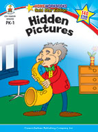 Hidden Pictures, Grades Pk - 1 (ebook)