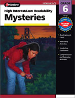High Interest/Low Readability Mysteries
