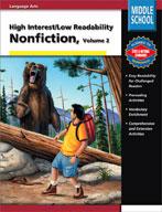 High Interest/Low Readability Non-fiction (Volume 2)