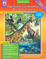 High-Interest/Low-Readability Nonfiction: Wild Animals