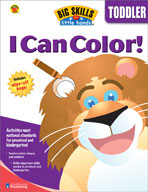 I Can Color