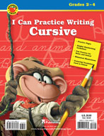 I Can Practice Writing Cursive