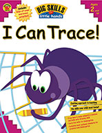 I Can Trace!, Grades Kindergarten And Under (ebook)