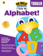 I Know My Alphabet! (Volume 2)
