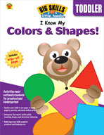 I Know My Colors and Shapes! (Volume 2)