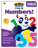 I Know My Numbers!, Ages 3 And Up (ebook)