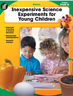Inexpensive Science Experiments for Young Children