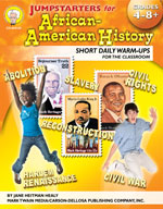 Jumpstarters African-American History by Mark Twain Media