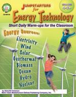 Jumpstarters for Energy Technology by Mark Twain Media