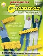 Jumpstarters for Grammar by Mark Twain Media