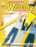 Jumpstarters for Writing by Mark Twain Media