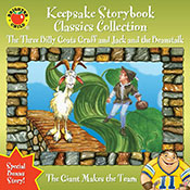 Keepsake Storybook Classics Collection Storybook, The Thre