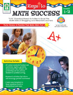 Keys to Math Success, Grades 1-2