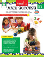 Keys to Math Success Kindergarten - Grade 1