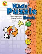 Kids' Puzzle Book (Volume 1)